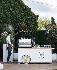 This is my kinda coffee cart! Espresso Martinis served to your guests! No wonder @mr.b_coffee was kept busy at the recent wedding of @emmaclapham - just had to regram this for the espresso martini lovers   #espressomartini #espresso #coffee #wedding #weddings #weddinginspiration #bride #bridetobe #bridalfashion #melbourne #melbournefood #melbournebride #melbournewedding #geelongwedding by missmooieventstyling