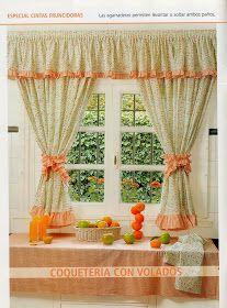 Cool Decorating Interior Window Curtain Designs Ideas  Windows Alluring Designer Kitchen Curtains Inspiration