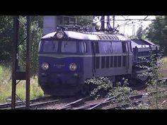 ET22-629 PKP CARGO - YouTube