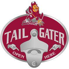 Arizona State Sun Devils NCAA Tailgater Logo Hitch Cover