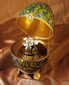 Faberge' Egg by Kilo 66 (Thanks For 3 Million Views & Counting), via Flickr