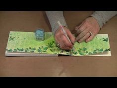 ▶ Strathmore Art Journal Page Spreads - YouTube