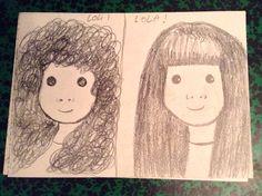 Twins sketch  Loli Lola