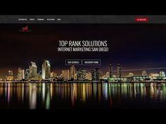 San Diego SEO Company | Top Rank Solutions SEO San Diego