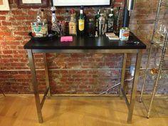 Philadelphia: IKEA UTBY Bar Table - Candy Factory Move Sale - $100 - http://furnishlyst.com/listings/142658