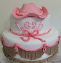 Cowgirl Cake by Shereen's Cakes & Bakes
