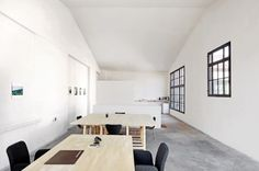 The Factory Office Design