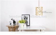 2016 hot modern wood pendant light, View pendant light, iWood Product Details from Guangzhou iWood Crafts Co., Limited on Alibaba.com Wood Pendant Light, Guangzhou, Chandelier, Shelves, The Originals, Simple, Hot, Modern, Crafts