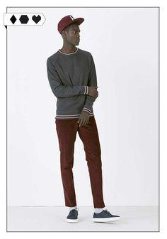 Fair Fashion Mens Sweater von ThokkThokk - vegan, eco, social! Mehr auf Slow Fashion Blog sloris :)