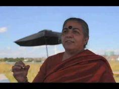 Apoyo a los campesinos de Colombia, Vandana Shiva, 26/08/2013
