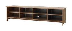 "LEKSVIK Storage/ TV bench - IKEA  Product dimensions Width: 75 1/4 "" Depth: 17 3/4 "" Height: 18 1/2 "" Max. load: 220 lb Ikea, Bench, Storage Bench, Ikea Tv, Leksvik, Tv Bench, Shelving Unit, Storage, Ikea Ivar"