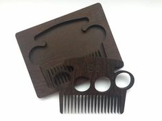 #Beard and #mustache #comb Beardly Gentlemen. An exclusive wood comb, it is impregnated with natural oils (avocado, jojoba oil, castor oil). Without the use of varnish! This accessory should be in every bearded arsenal! Size: 7x9 cm. Material: Maple, Cost: 20$. Worldwide shipping!  Beard and mustache comb Beardly Gentlemen. An exclusive wood comb, it is impregnated with natural oils (avocado, jojoba oil, castor oil). Without the use of varnish! This a... #beardcomb #handmade…