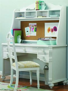 Attractive Cute Desk For Girls Room Someday