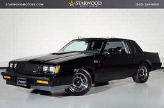 awesome 1986 Buick Grand National T-Type Grand National - For Sale View more at http://shipperscentral.com/wp/product/1986-buick-grand-national-t-type-grand-national-for-sale/