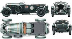Bentley 4.5 Litre Blower (1930)