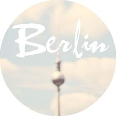 Travel and photography blog | Copenhagen, Florence and Rome city guides | A DUSTY OLIVE GREEN: BERLIN CITY GUIDE