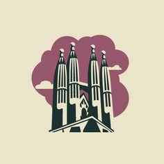 City Illustrations | The Graphic Design Portfolio of Ben Barry