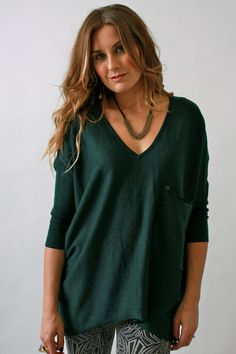 Kerisma, Viva's Ultimate Favorite Dolman Pocket Sweater