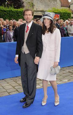 Damian et son  épouse