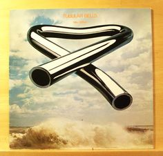 MIKE OLDFIELD - Tubular Bells - Vinyl LP - Virgin 87541 XOT - 1973 - RARE