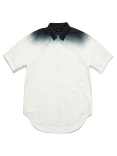Ombre effect. Shirt #MensFashion