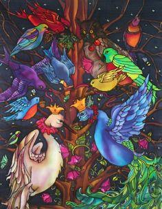 Bird Ceremony by Holly Carr Annapolis Valley, Nova Scotia, Art Photography, Vibrant, Paintings, Artists, Bird, Studio, Artwork