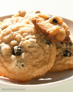 Milk Bar Blueberries and Cream Cookies Recipe | Cooking Momofuku at home - Momofuku for two