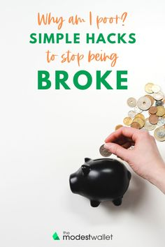 Are you tired of living paycheck to paycheck with no idea how to stop the cycle? These simple hacks cover everything from budgeting to side hustles for extra money. There are even great tips to save money on groceries and other everyday stuff! These are sure to help you on your journey to financial freedom. #frugalliving #savingmoney #payoffdebt Debt Free Living, Living On A Budget, Frugal Living, Best Money Saving Tips, Money Tips, Saving Money, Save Money On Groceries, Ways To Save Money, Being Broke