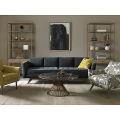 Love the sofa. Dwell