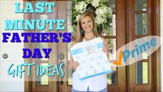 LAST MINUTE FATHER'S DAY GIFT IDEAS // AMAZON PRIME GIFTS FOR HIM
