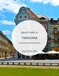 Quick Guide to Timisoara