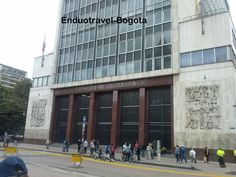 Edificio del banco de la Republica