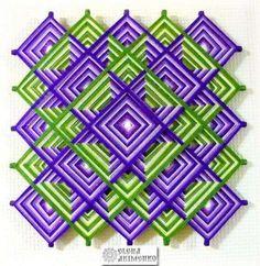 Мандала!Тибетская мандала! Божье Око! Матер-классы по плетению мандал! Харьков - изображение 2