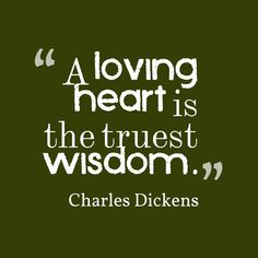 Download Hi-Res picture from Charles Dickens quote about love. #amwriting #books