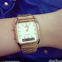 Thanks you for this awesome gift. Casio Gold, Adidas Watch, Geometric Jewelry, Square Watch, Digital Watch, Casio Watch, Vintage Watches, Fashion Watches, Pocket Watch