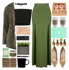 """""""Fall Date"""" by igedesubawa ❤ liked on Polyvore featuring Topshop, Calvin Klein Collection, Dorothy Perkins, Fallon, Jimmy Choo, Balenciaga, DAY Birger et Mikkelsen, SheaMoisture, iittala and NARS Cosmetics"""