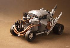 Lego Mecha, Lego Bionicle, Ferdinand Porsche, Batman Car, Lego Batman, Volkswagen, Lego Craft, Lego System, Mad Max Fury Road