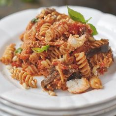 This is the famous Happiness Pasta recipe from Jamie Oliver's Everyday Super Food book. This quick and easy Italian recipe is perfect for a healthy midweek meal that all the family will enjoy.