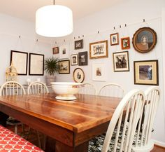 House Tour: Emily and Todd's Dining Room - Little Green Notebook