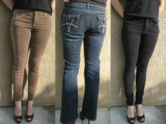 Bella Anya: How to find wholesale designer jeans that are curr...