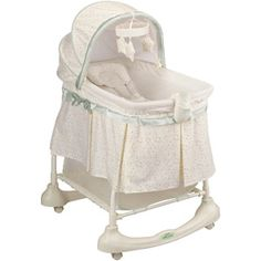 Kolcraft - Cuddle 'n Care 2-in-1 Bassinet and Incline Sleeper