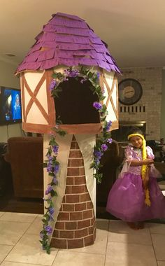 Rapunzel Birthday Party, Tangled Party, 4th Birthday, Birthday Parties, Rapunzel Cake, Rapunzel Costume, Rapunzel Outfit, Homecoming Floats, Homecoming Ideas