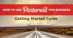 """How to Use for Business: """"Getting Started"""" Guide for Beginners Social Media Tips, Social Media Marketing, Content Marketing, Digital Marketing, Pinterest Board Names, Pinterest Pin, Marketing Tactics, Marketing Strategies, Selling On Pinterest"""