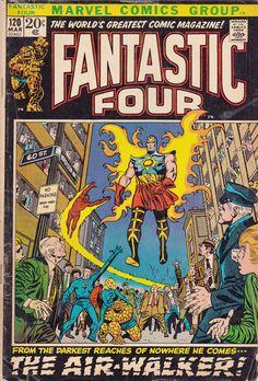 Fantastic Four No. 120
