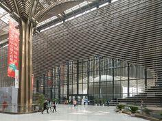 309e191ce21d5 Ninguém gosta de ser observado enquanto lê um livro, mas estamos dispostos  a abrir uma excepção se isso significar visitar essa incrível biblioteca na  China ...