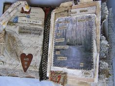 journal pages by Nellie Wortman. Wonderful.