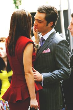 Chuck Bass I wish you were real.