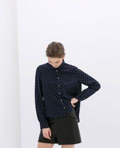 Love this anchor shirt from Zara | Pretty Little Liars