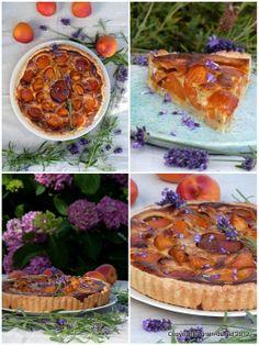 grain de sel - salzkorn: Aprikosentarte mit Lavendel zum Zweiten