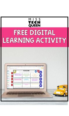 Is your school shut down? Are you teaching digitally for the next few weeks? I created a digital STEM activity for my students. Grab yours here. Hope it helps!
